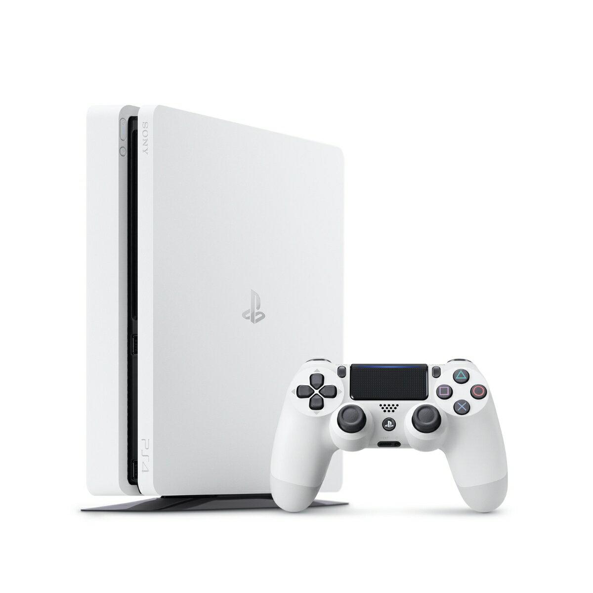 PlayStation4 グレイシャー・ホワイト 500GB