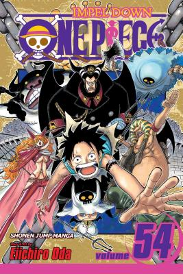 One Piece, Volume 54: Impel Down, Part 1画像