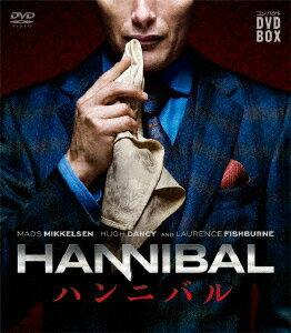 海外, その他 HANNIBAL DVD-BOX 1