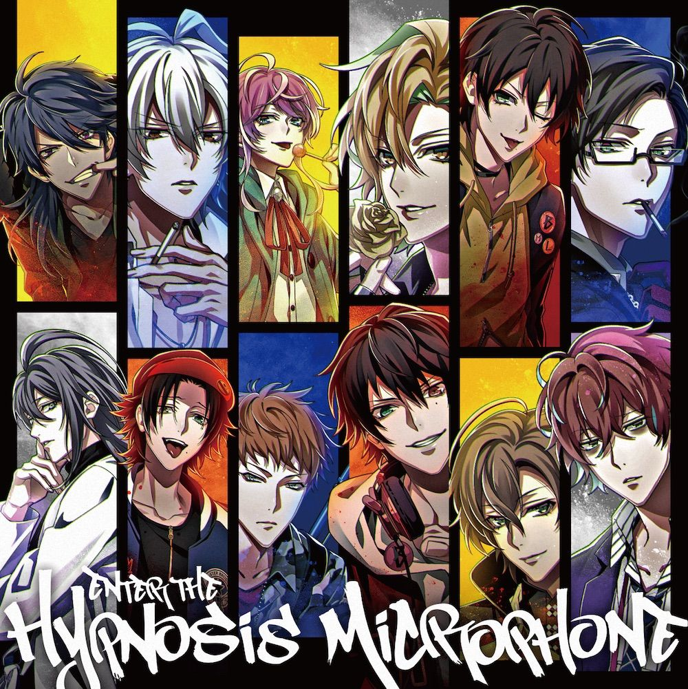 ロック・ポップス, その他  Division Rap Battle 1st FULL ALBUMEnter the Hypnosis Microphone Division Rap Battle-