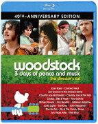 ディレクターズカット ウッドストック 愛と平和と音楽の3日間【Blu-ray】