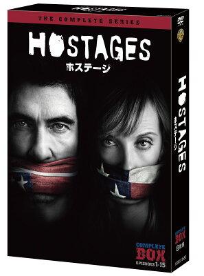 【楽天ブックスならいつでも送料無料】HOSTAGES ホステージ コンプリート・ボックス [ トニ・コ...