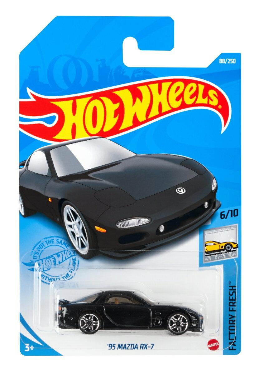 ホットウィール(Hot Wheels) ベーシックカー アソート【ミニカー36台入り BOX販売】C4982-98FD