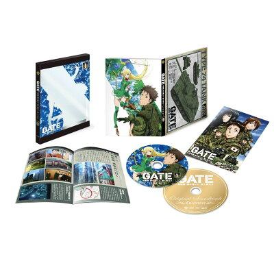 【楽天ブックスならいつでも送料無料】「GATE 自衛隊 彼の地にて、斯く戦えり」 vol.1【Blu-ray...