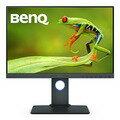 BenQ 24.1型カラーマネジメントモニター ディスプレイSW240(1920×1200/IPS/16:10/AdobeRGB 99%/DCI-P3 95%/キャリブレーション対応/モノクロモード)