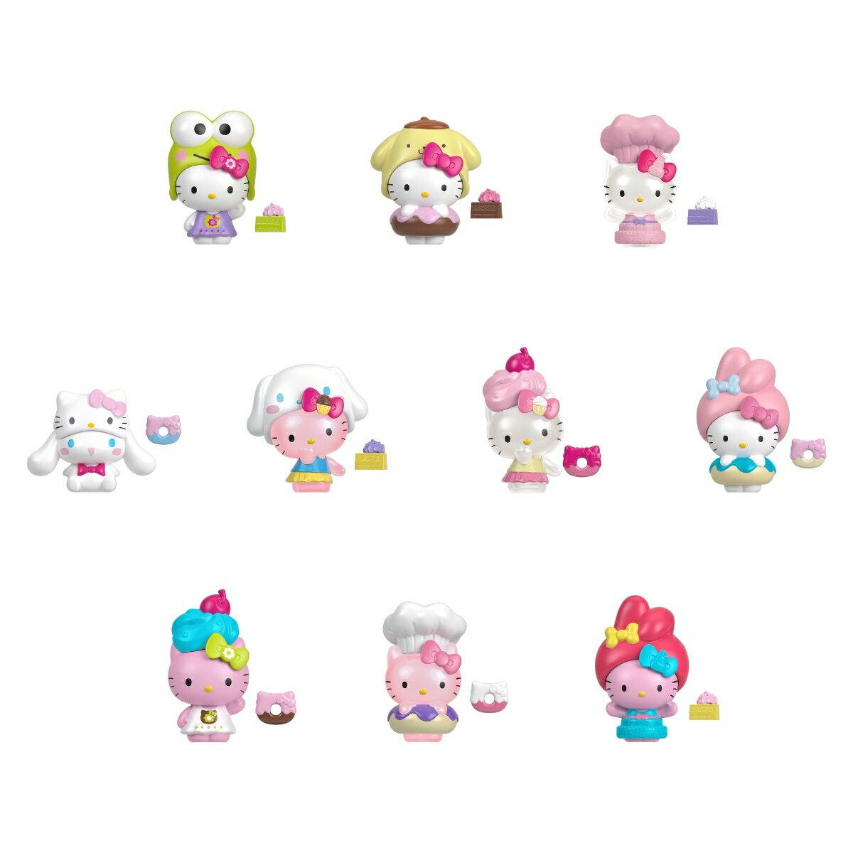 サンリオキャラクターズ(Sanrio)ダブル・ディッパーズ 水デマジック!【16個コンプリートBOX】 GTY62-BOX