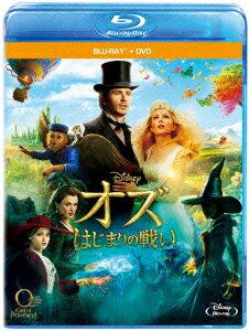 オズ はじまりの戦い ブルーレイ+DVDセット【Blu-ray】 [ ジェームズ・フランコ ]