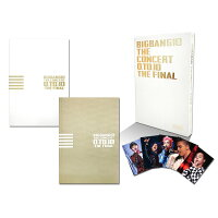 BIGBANG10 THE CONCERT : 0.TO.10 -THE FINAL-[TOUR FINAL @ KYOCERA DOME OSAKA (2016.12.29)][DVD(4枚組)+LIVE CD(2枚組)+PHOTO BOOK+スマプラムービー&ミュージック] -DELUXE EDITION-(初回生産限定盤)