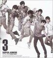 【輸入盤】 Super Junior 3集 - Sorry, Sorry (バージョン C)