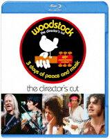 ディレクターズカット ウッドストック 愛と平和と音楽の3日間 アルティメット・コレクターズ・エディション【Blu-ray】