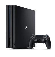 PlayStation4 Pro ジェット・ブラック 1TBの画像