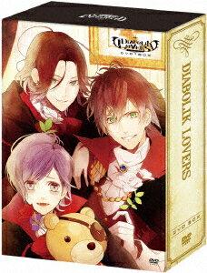 アニメ「DIABOLIK LOVERS」 DVD-BOX画像