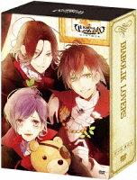 アニメ「DIABOLIK LOVERS」 DVD-BOX