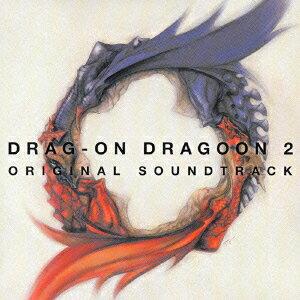 DRAG-ON DRAGOON 2 ORIGINAL SOUNDTRACK画像