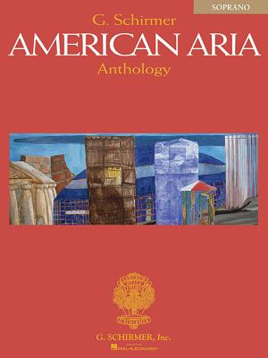 G. Schirmer American Aria Anthology, Soprano画像