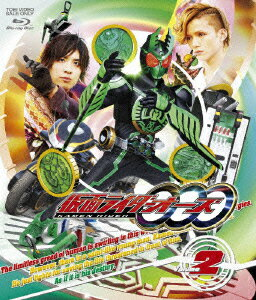 【送料無料】仮面ライダーOOO Volume 2【Blu-ray】 [ 渡部秀 ]