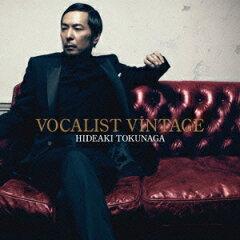 【送料無料】VOCALIST VINTAGE ~VOCALIST 5~(初回限定盤 ボーナストラック収録) [ 徳永英明 ]