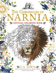 The Chronicles of Narnia Official Coloring Book COLOR BK-CHRONICLES NARNIA # (Chronicles of Narnia) [ C. S. Lewis ]