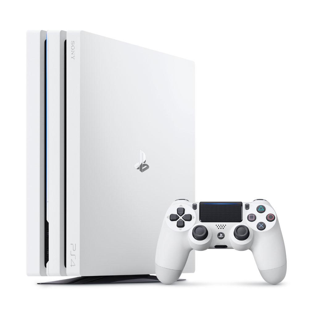 PlayStation4 Pro グレイシャー・ホワイト 1TB