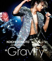 "KOICHI DOMOTO Concert Tour 2012 ""Gravity""【Blu-ray】"