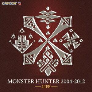 MONSTER HUNTER 2004-2012 【LIFE】画像