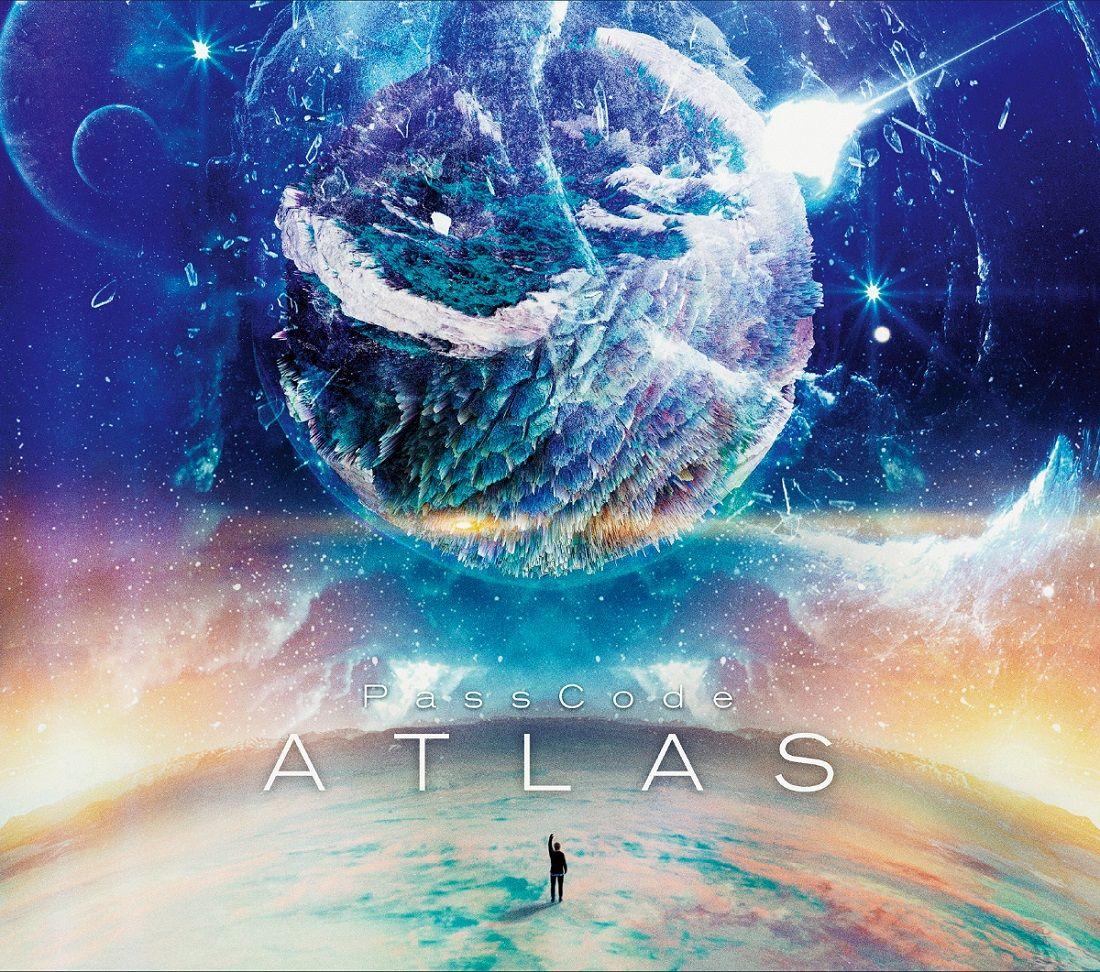 ロック・ポップス, その他 ATLAS ( CDDVD) PassCode