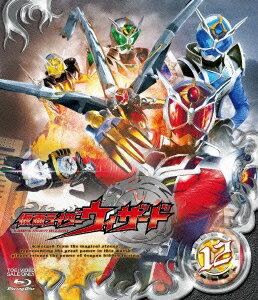 仮面ライダーウィザード Volume12【Blu-ray】画像