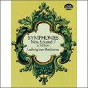 【輸入楽譜】ベートーヴェン, Ludwig van: 交響曲全集 第2巻: 第5番 「運命」、第6番 「田園」、第7番: 大型スコア [ ベ