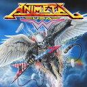 ヘヴィメタバンド アニメタル (ANIMETAL)の「タッチ」を収録したCDのジャケット写真。