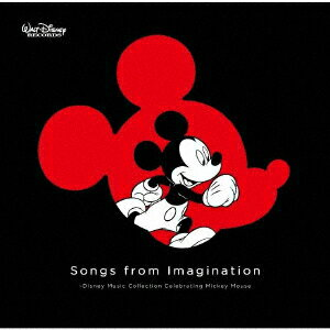 Songs from Imagination 〜Disney Music Collection Celebrating Mickey Mouse画像