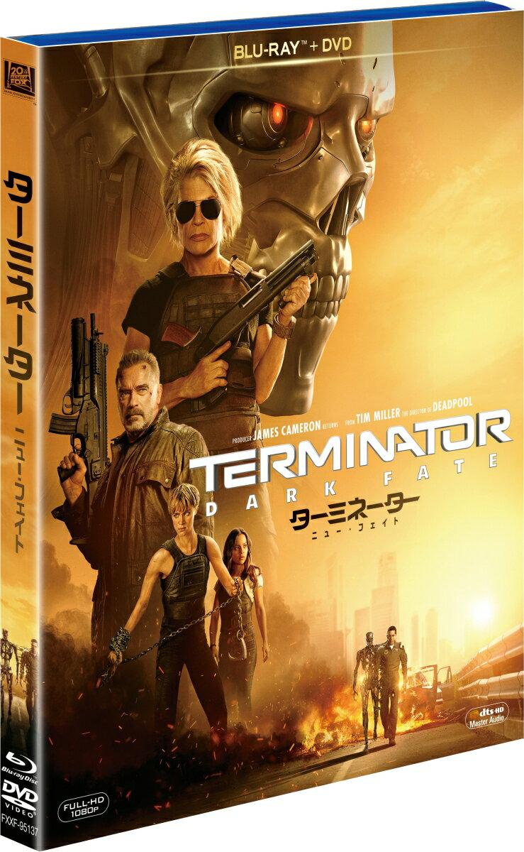ターミネーター:ニュー・フェイト【Blu-ray】