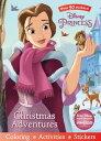 Disney Princess Christmas Adventures DISNEY PRINCESS XMAS ADV-ACTIV [ Parragon Books Ltd ]