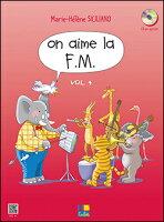 【輸入楽譜】シチリアーノ, Marie-Helene: On aime la F.M. 第4巻