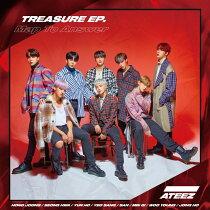 【先着特典】TREASURE EP. Map To Answer【Type-Z】(アナザージャケット付き)