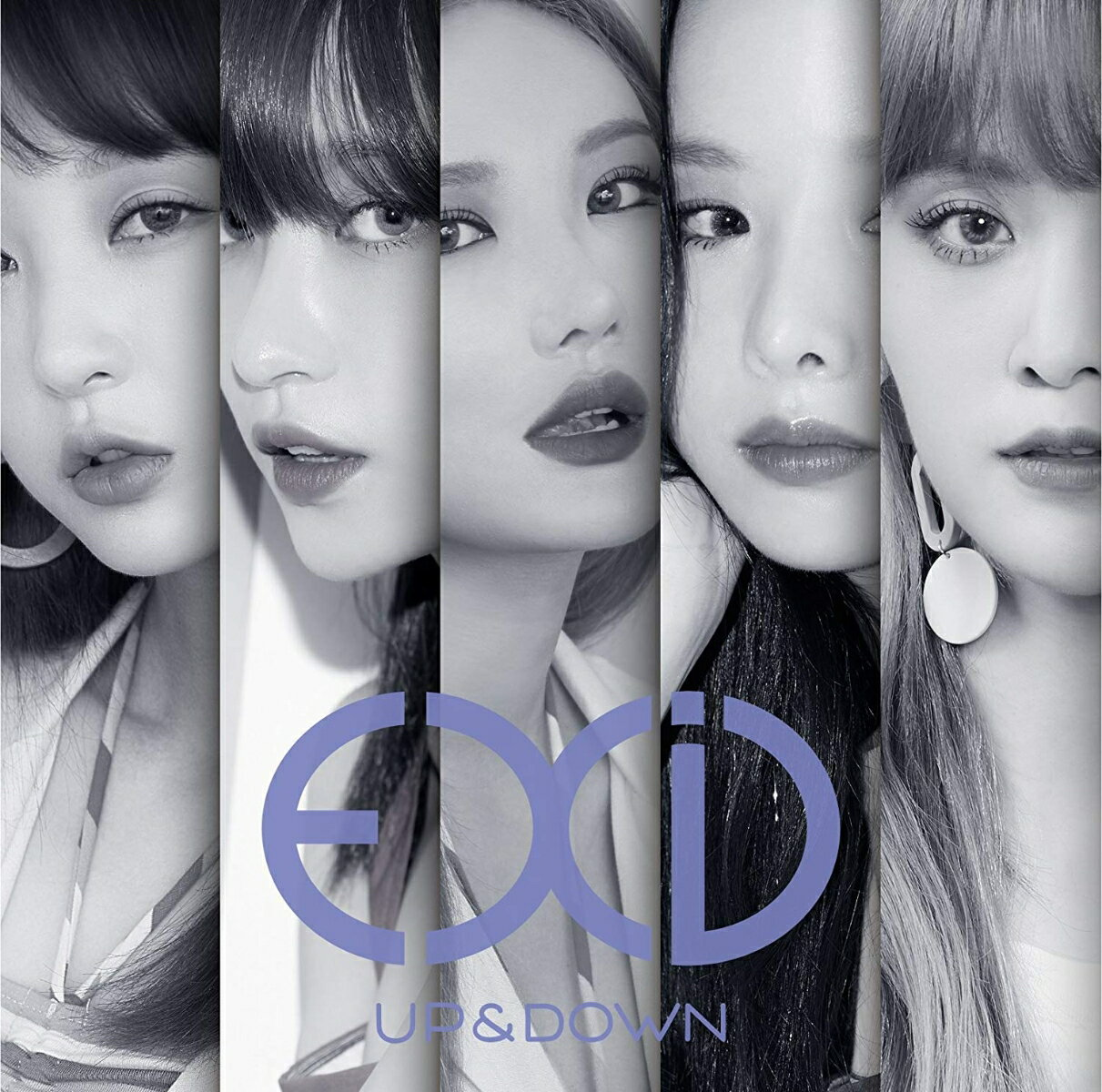 韓国(K-POP)・アジア, その他 UPDOWNJAPANESE VERSION (B CDDVD) EXID