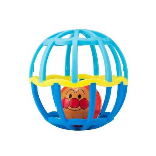 アンパンマン しゃかしゃかボール ブルー