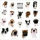 【送料無料】THE DOG ALL-STAR 2013カレンダー