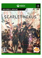 【早期予約特典】SCARLET NEXUS Xbox Series X / Xbox One版(追加コスチューム・アタッチメントが入手できる特典コード)
