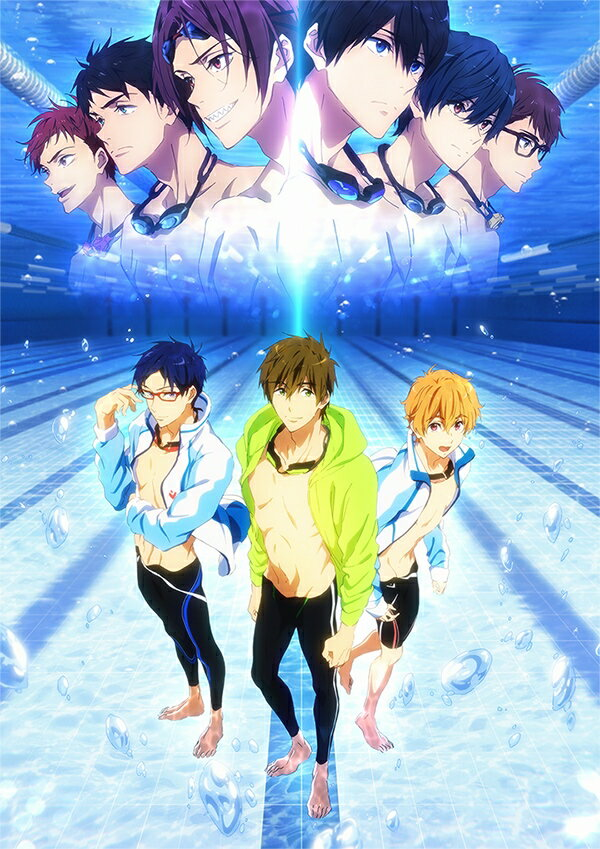 Free! -Road to the World 夢ー【Blu-ray】