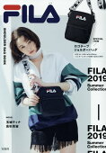 FILA SHOULDER BAG BOOK