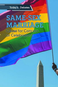 Same-Sex Marriage: Cause for Concern or Celebration? SAME-SEX MARRIAGE CAUSE FOR CO (Today's Debates) [ Erin L. McCoy ]