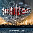 RISE TO GLORY (初回限定盤 CD+DVD) [ ラウドネス ]