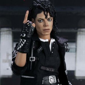 【送料無料】M icon Deluxe - 1/6 Scale Fully Poseable Figure:Michael Jackson (Bad) 1/6ス...