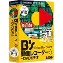 B's 動画レコーダー 6+DVDビデオ
