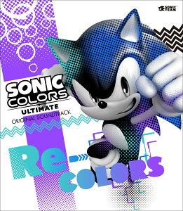 Sonic Colors Ultimate Original Soundtrack Re-Colors