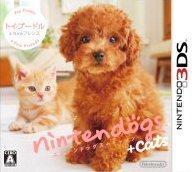 【送料無料】【ニンテンドー3DS5倍】nintendogs+cats トイ・プードル&Newフレンズ