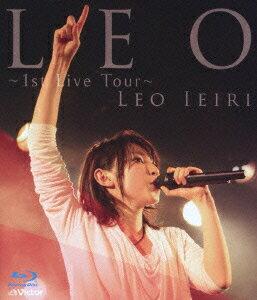 【送料無料】【先着特典:LIVEフォトカード付き】LEO 〜1st Live Tour〜【Blu-ray】 [ 家入レオ ]