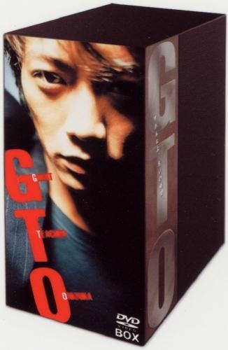 GTO DVD-BOX画像