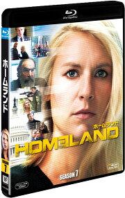 HOMELAND ホームランド シーズン7 SEASONS ブルーレイ・ボックス【Blu-ray】