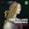 【輸入盤】『ルネサンス音楽集〜イギリス、イタリア、スペイン、メキシコ編』 ヒリヤード・アンサンブル(6CD)